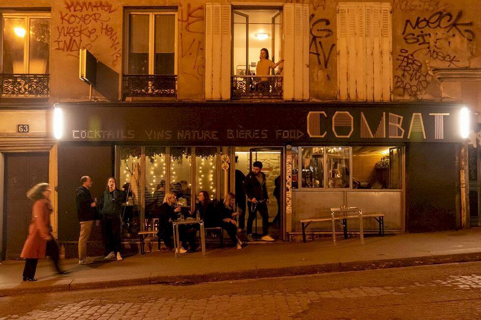 Kvinnornas Paris – böcker, barer och byxförbud