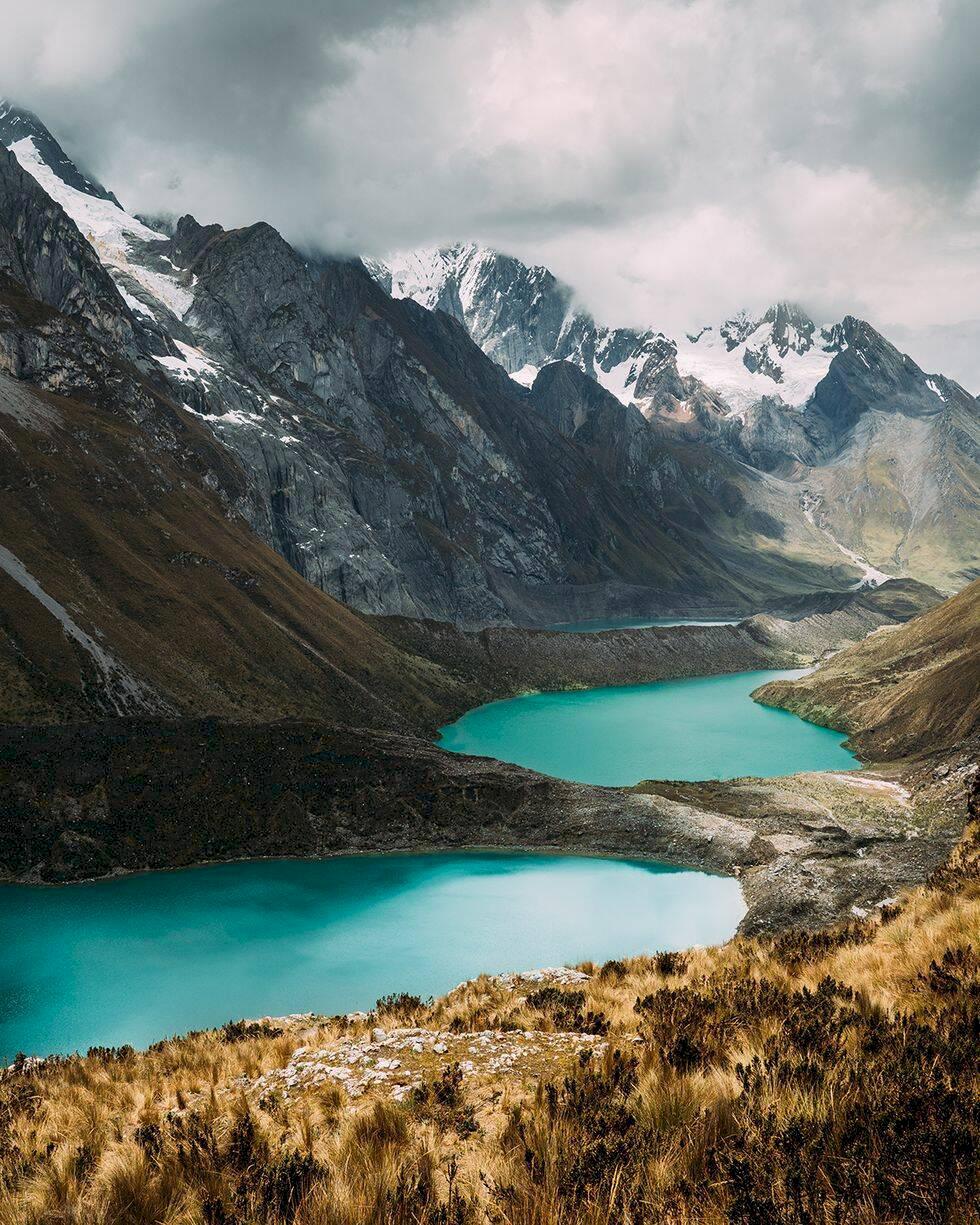 Vagabonds drömresa – 5 spännande veckor i Sydamerika