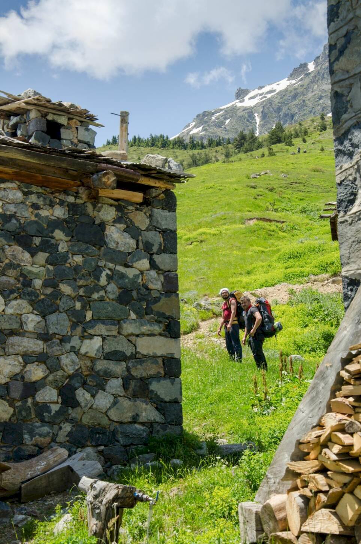 Äventyrlig vandring i Turkiet