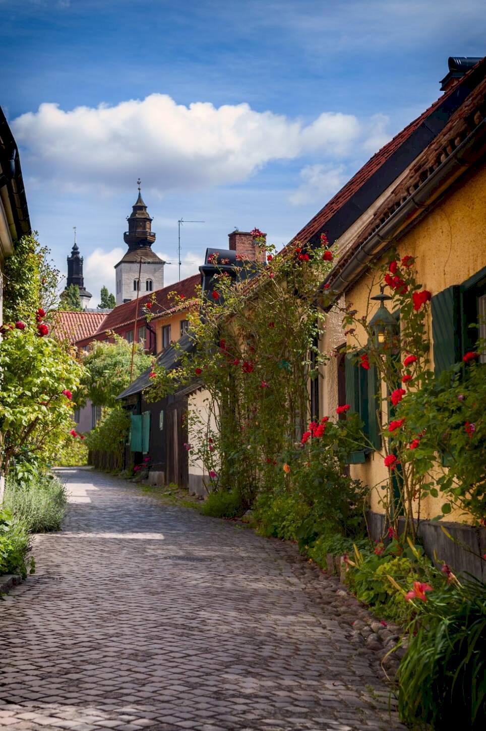 9 pittoreska resmål i Skandinavien