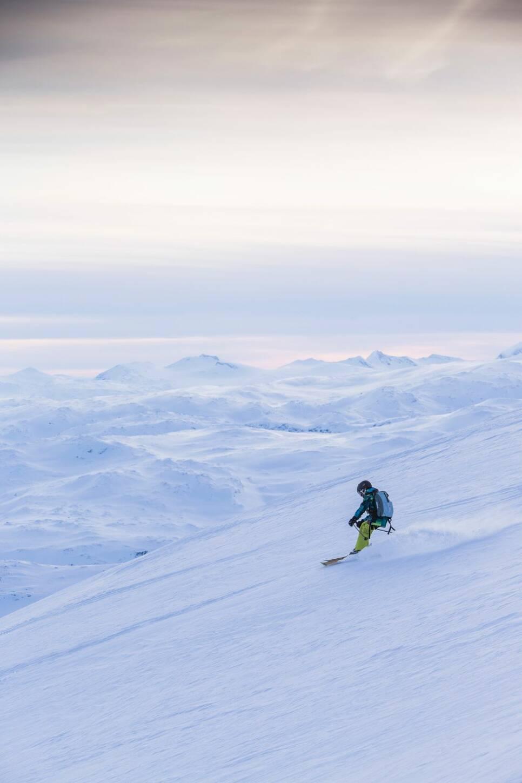 10 klimatsmarta skidäventyr i Sverige och Norge