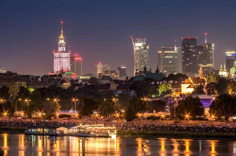 Warszawa – 9 tips för en lyckad weekend
