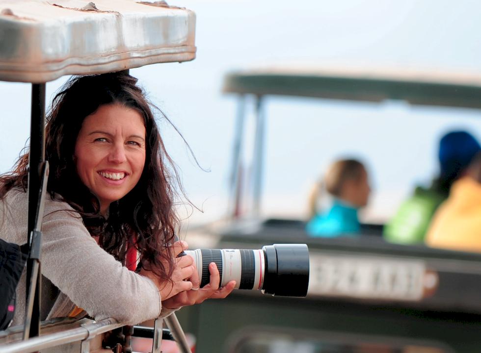 Fotokurs för nybörjare – få grepp om kameran