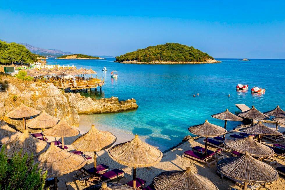 Albaniens riviera – 7 vackra stränder att upptäcka