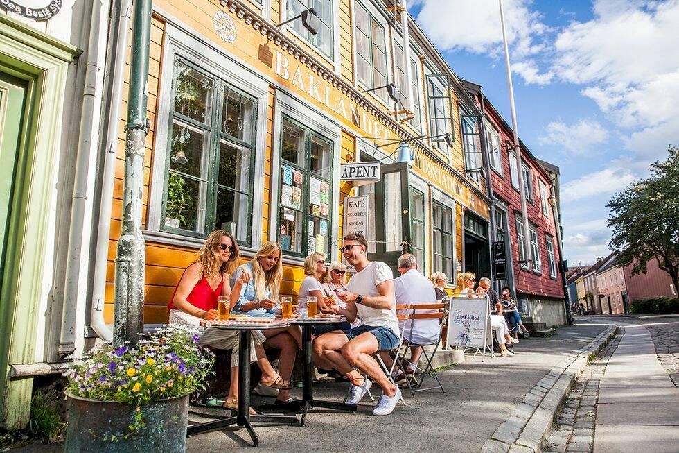 Nu släpper SJ biljetter för tågresor i Norge
