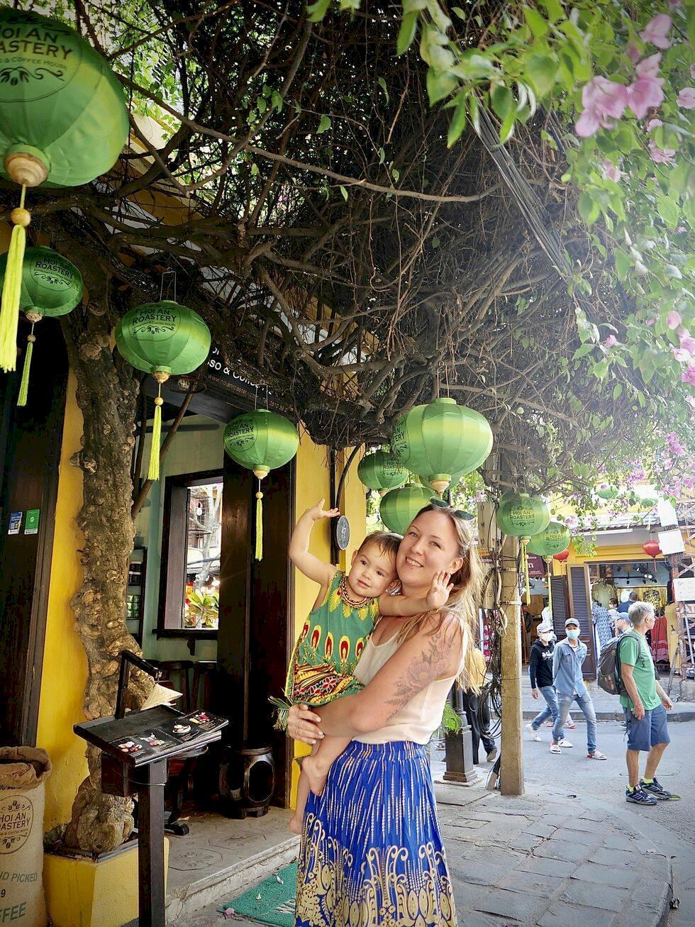 Svensk familj i coronasmittans Thailand: