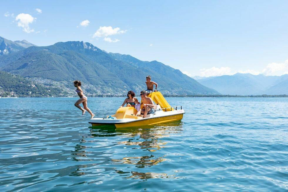 Äventyr där Alperna möter Medelhavet