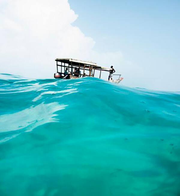 Zanzibar - Afrikas strandparadis