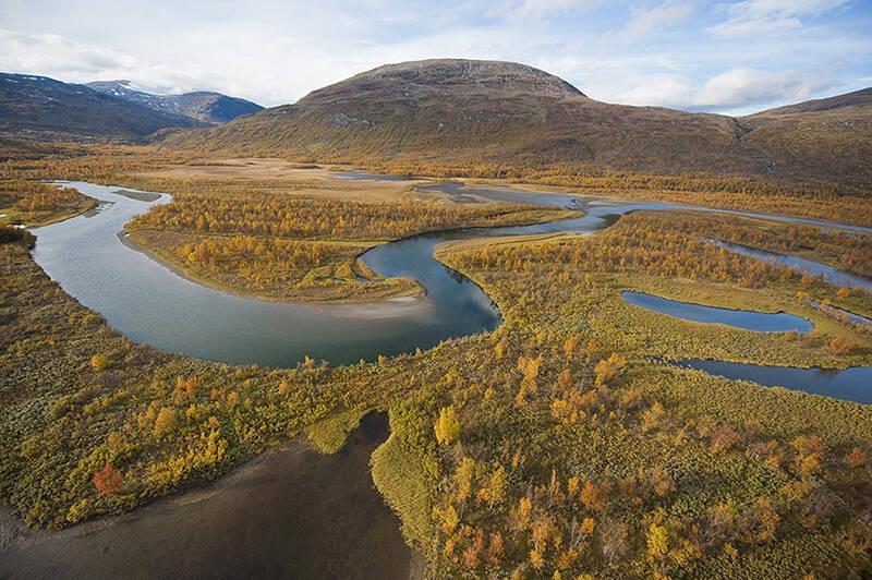 Sveriges fantastiska nationalparker från norr till söder