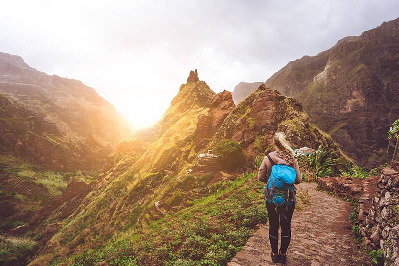 Kap Verde – vandring på Afrikas gröna öar
