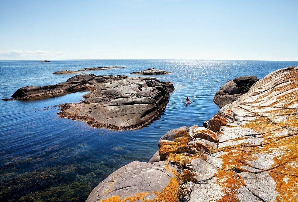 Svenska guldkorn – svemestra bland flanörer och fyrvaktare