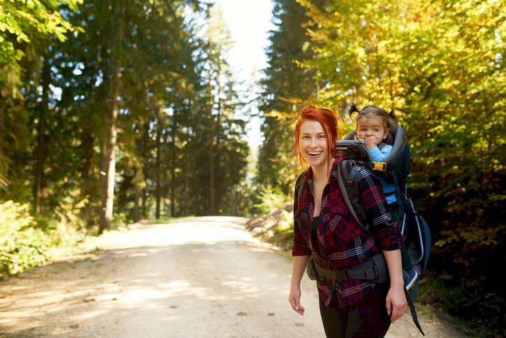 Så tar du med barnen på vandringen – 6 oumbärliga tips