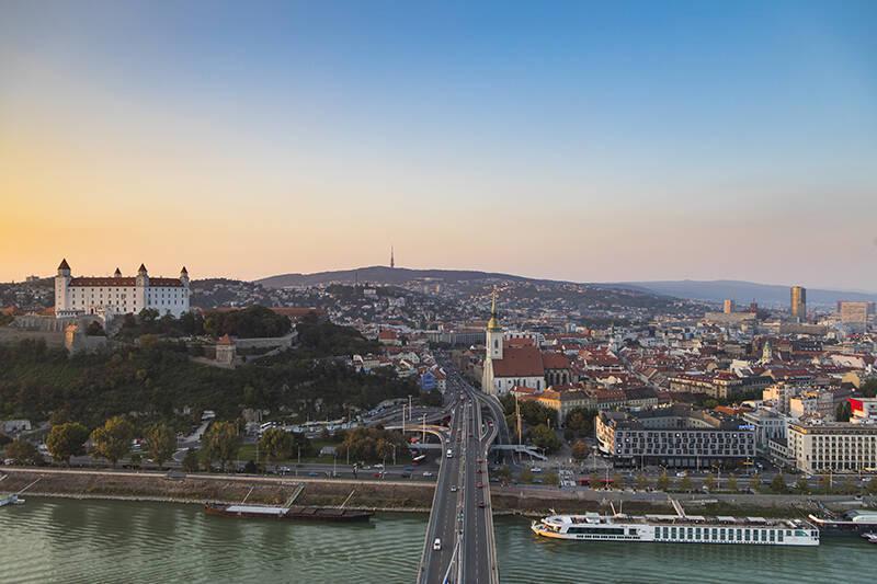 Slovakien – mellan öst & väst