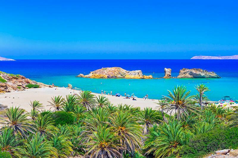 Charmiga byar och sköna stränder – 10 favoriter på Kreta