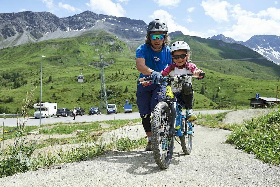 Äventyr bland Alpernas toppar
