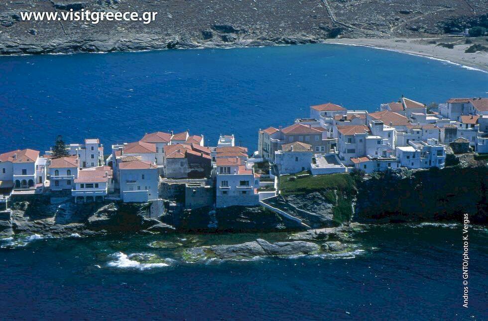 Utforska det alternativa Grekland