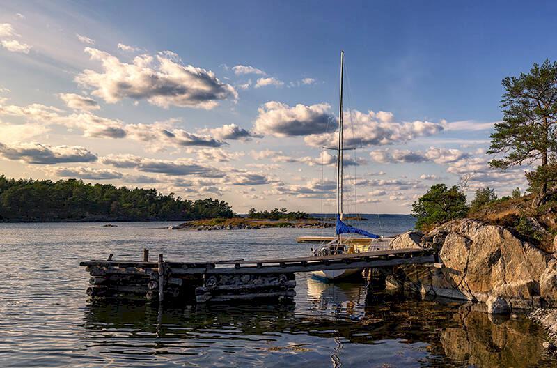 5 underskattade öar i Stockholms skärgård