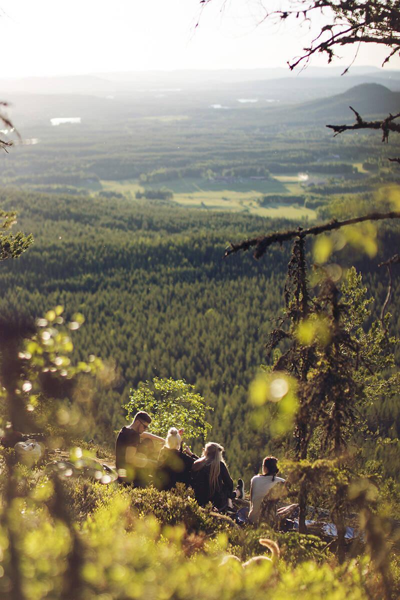 3 dagsturer i Järvsö – Hälsinglands pärla