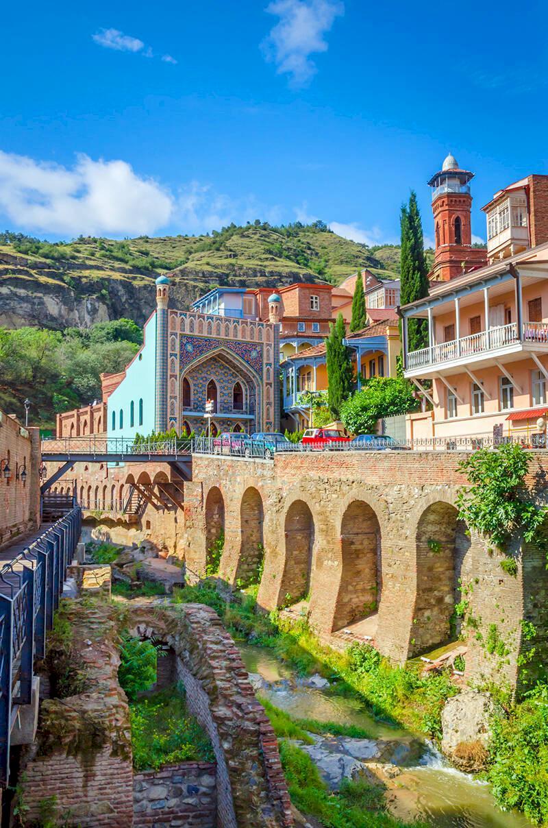 Upptäck Tbilisi – cityguide till Georgiens huvudstad
