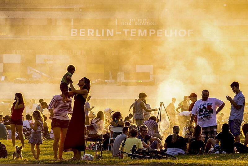 50 måsten i Berlin