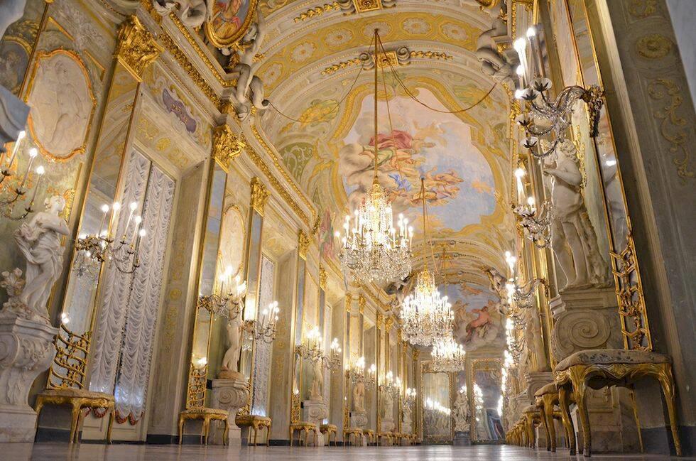 Genova – på resa mellan historiska palats och vacker natur