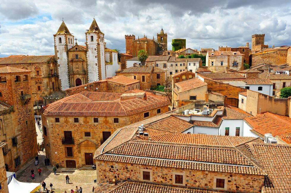 Utforska det okända Spanien – fem weekendstäder