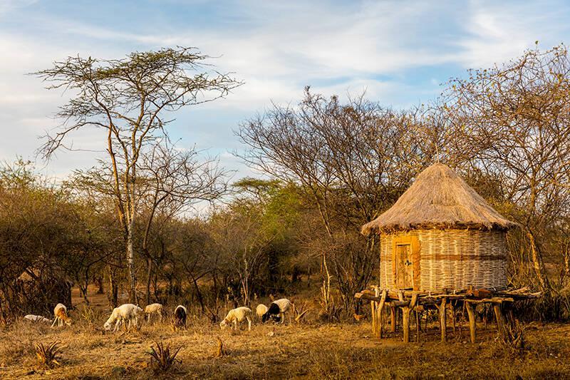 Roadtrip på två hjul genom Uganda
