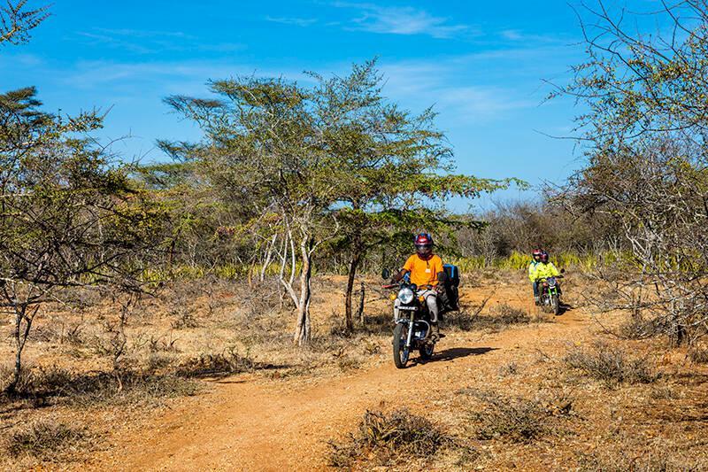 Guide till Karamoja i Uganda