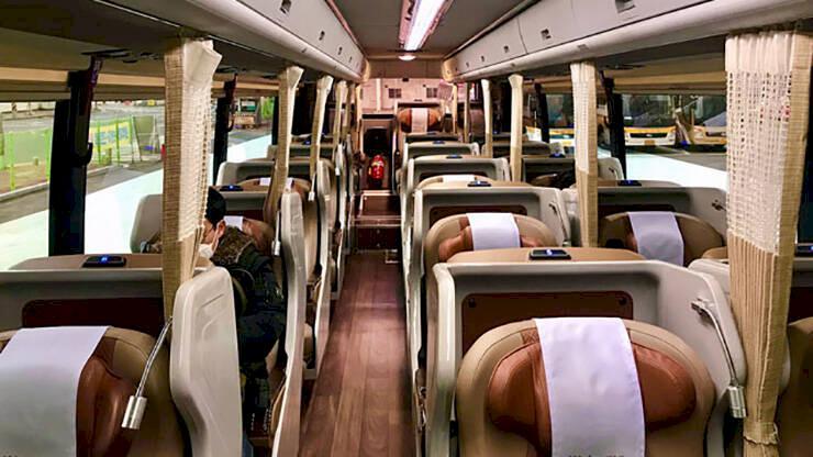Världens längsta bussresa mellan Indien och Storbritannien