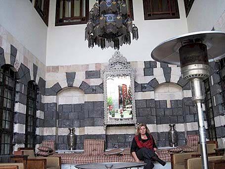 Turistboom i Syrien