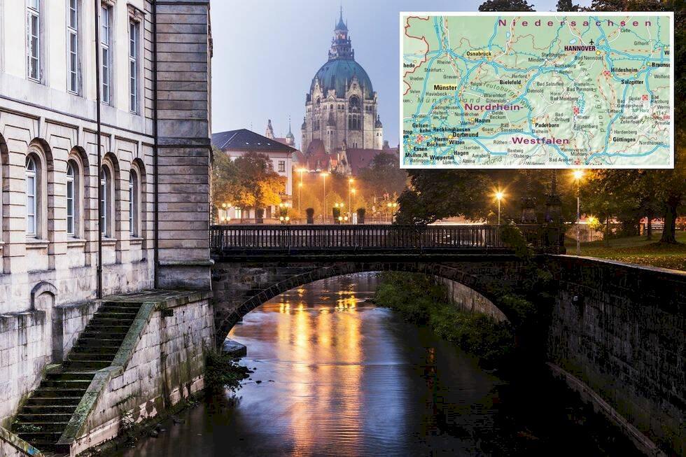 Sex episka tågsträckor att uppleva i Tyskland
