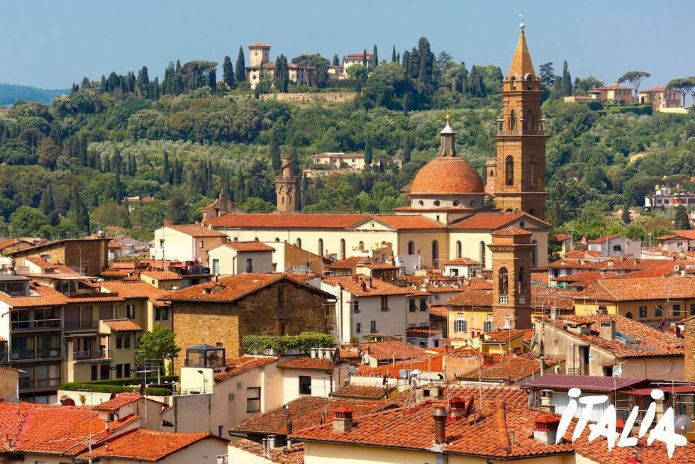 Florens – kärlekens och den levande konstens stad