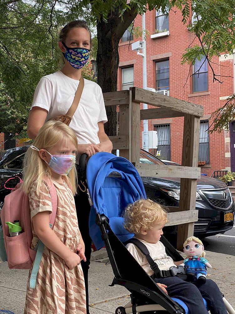 New York i pandemitider –