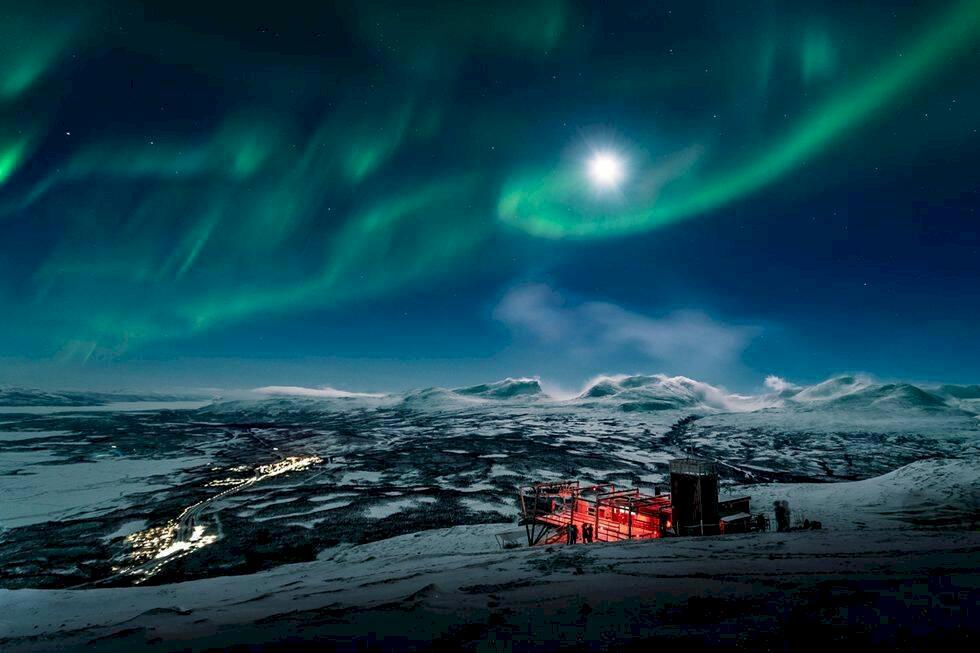 Störst chans för norrsken i Sverige – experten tipsar
