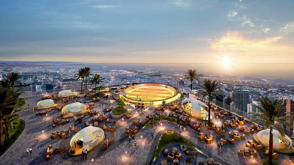 11 spektakulära hotell som öppnar 2021