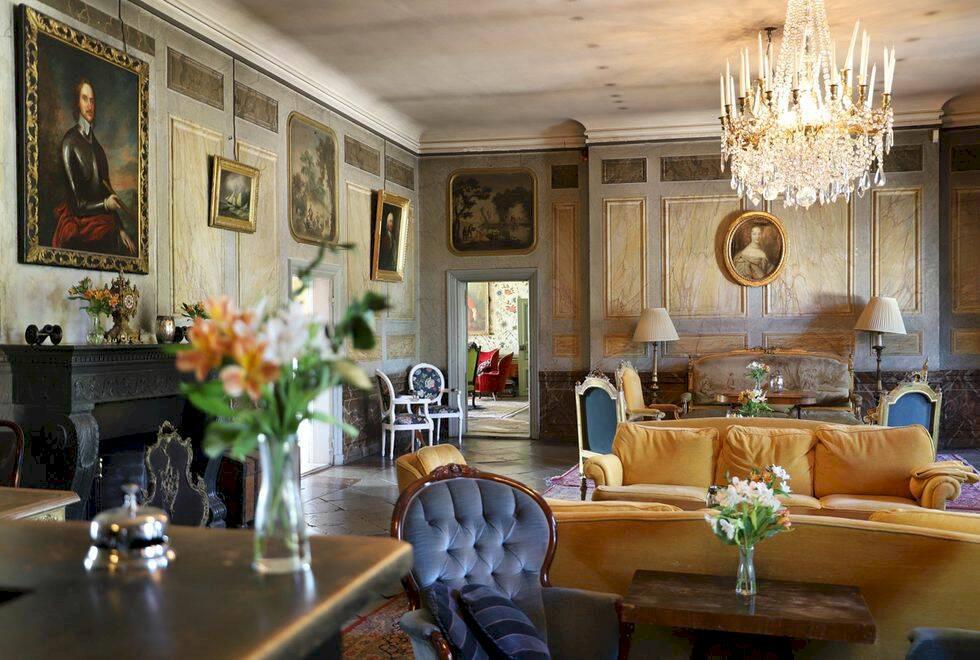 Slottsweekend i Sverige – 9 sagolika slott du kan bo på