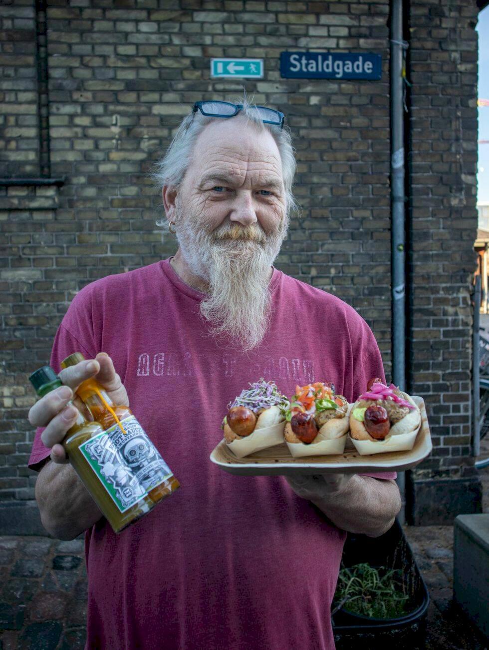 Pölsevagnen firar 100 år – 5 danska korvkiosker med det lilla extra