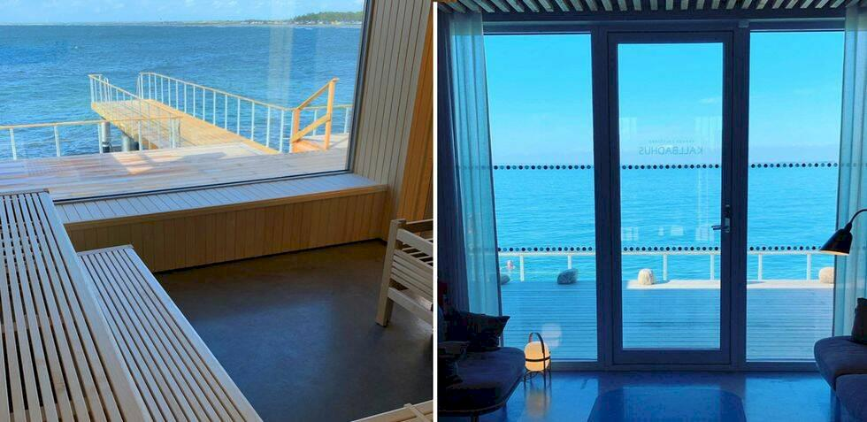 Spana in Sveriges nyaste kallbadhus