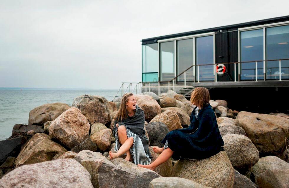 Sveriges 10 bästa kallbadhus
