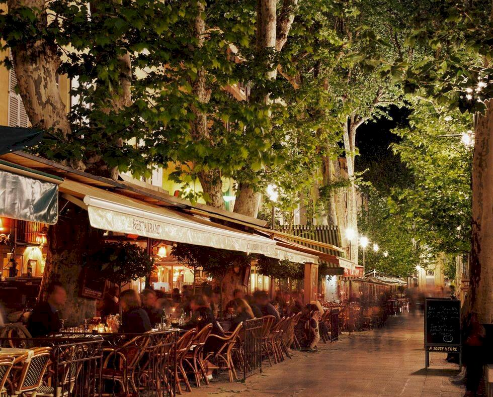 8 dagsturer från Marseille i Frankrike