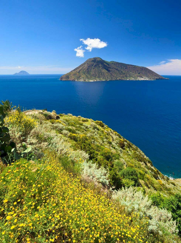 Öluffa i Italien – från Capri till Stromboli