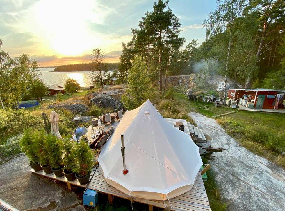 Tälta glamoröst – 11 glampingar i Sverige