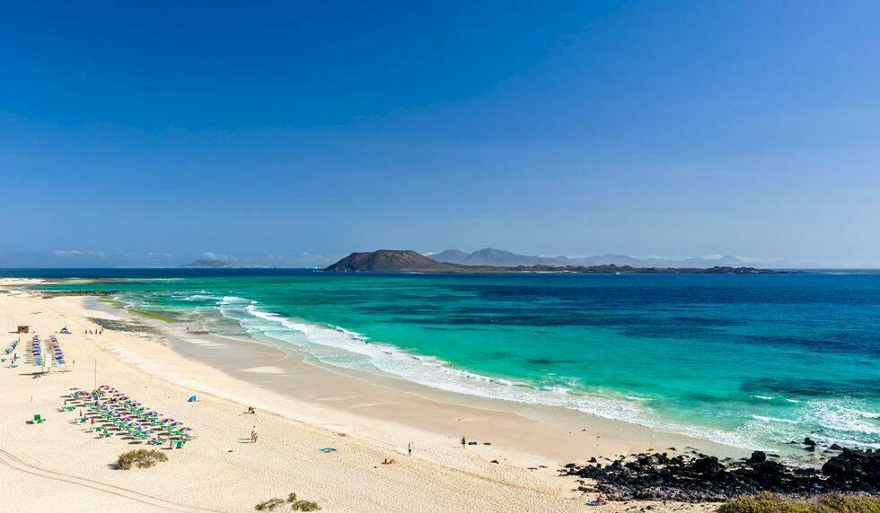 Öluffa mellan Kanarieöarna – från Teneriffa till Fuerteventura