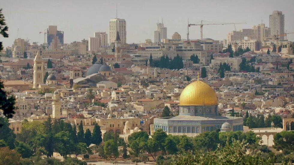 Tareq Taylors matigaste tips till Jerusalem och Västbanken