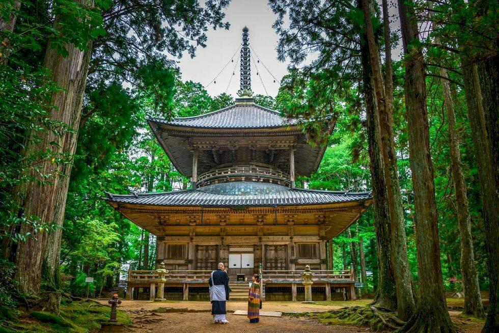 Pilgrimsvandra i världsarvet Kumano Kodo – en japansk doldis