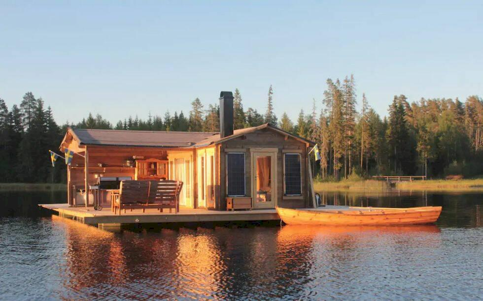 12 naturnära stugor i Sverige att hyra på Airbnb