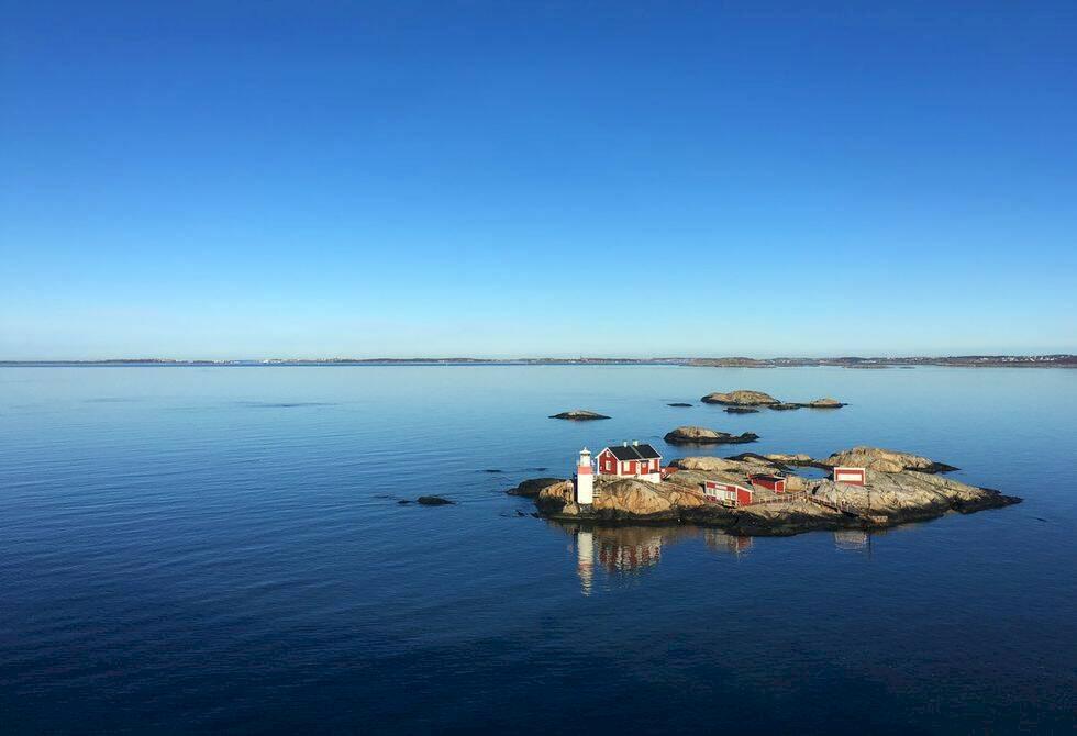 Krönika: Till öarna flyr jag för att få tiden att sakta in