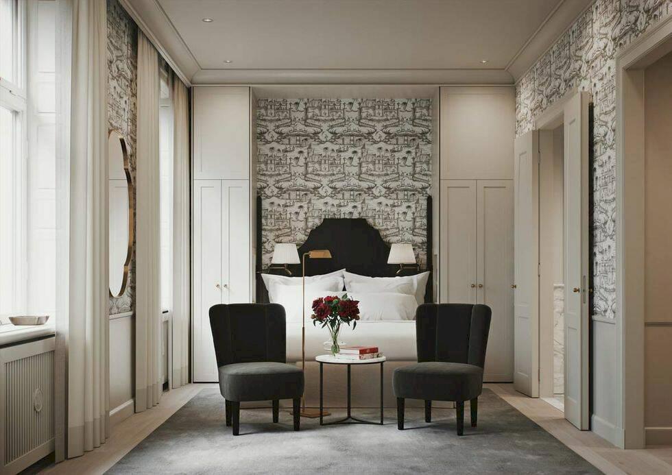 Nytt hotell i Stockholm – Villa Dagmar med inspiration från Italien