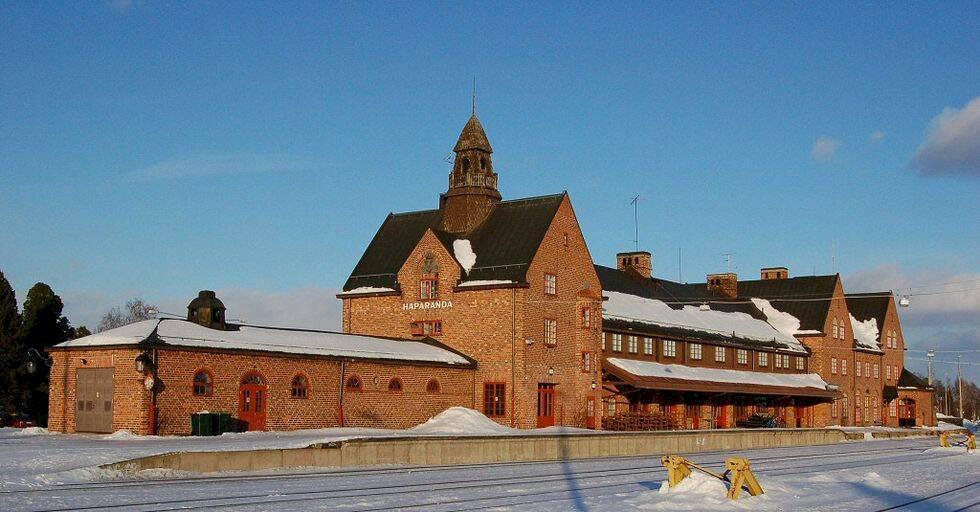 Nu kan du ta tåget från Ystad till Haparanda