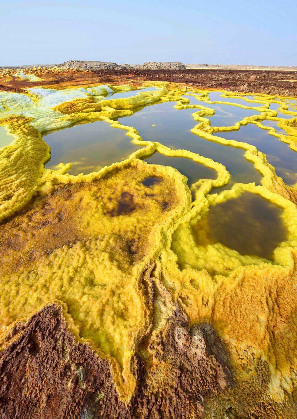 Påskgult i världen – 10 extremt gula resmål